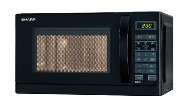 Comprar Microondas Sharp R642BKW