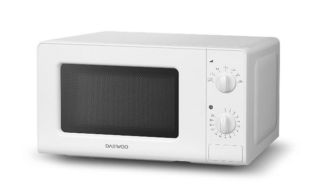 Microondas Daewoo barato KOR–6F07
