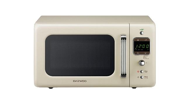 Microondas Daewoo kor-6lbr